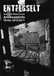 Antiknastinfo Entfesselt Ausgabe Winter 2010/2011 - Cover