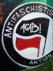 Antifaschistische Aktion - ACAB