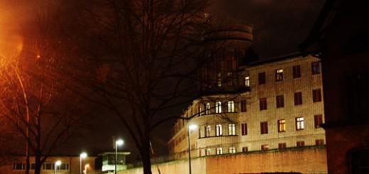 Silvester zum Knast in Hamburg 2011