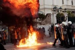 Solidarität mit dem sozialen Aufstand in Griechenland! – In Athen am 12. Februar 2012