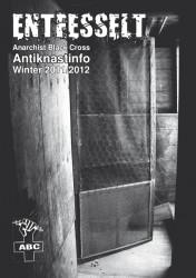 AntiknastInfo Entfesselt Ausgabe Winter 2011/2012 - Cover