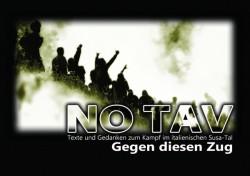 No TAV - Gegen diesen Zug - Broschüre - Cover