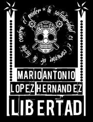 Mario Antonio Lopez Fernández LIBERTAD