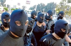 black bloc egypt