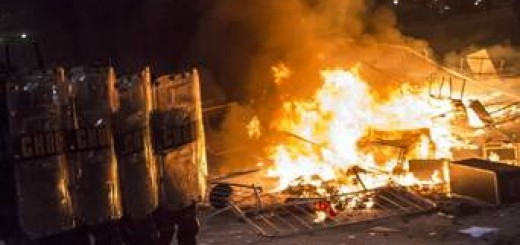 Riot Brazil 2013