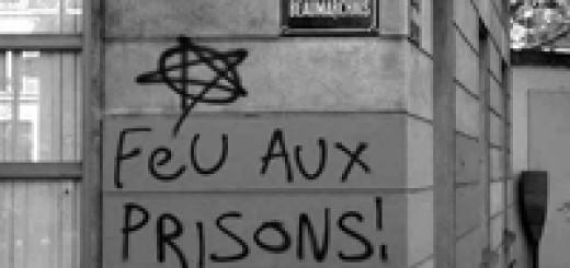 Feu aux prisons