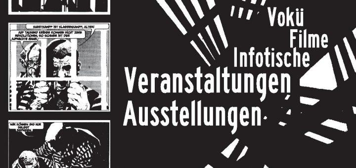 """Anti-Knast-Tage Berlin 2017 """"Wir müssen mal über Knast reden!"""""""