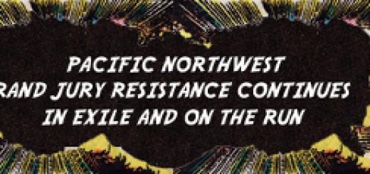 Widerstand gegen die Grand Jury, Nordwest-Pazifik: Unterstützt Steve, der sich auf der Flucht befindet!