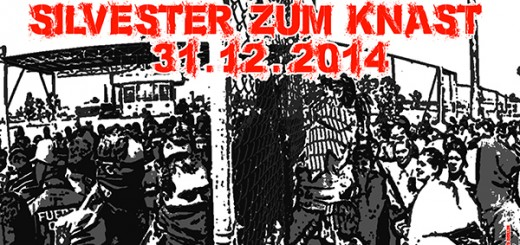 Silvester zum Knast 2014 - Berlin