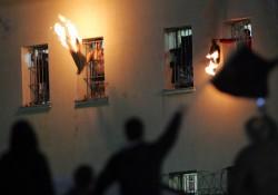 Solidarity assemblies outside prisons in Greece